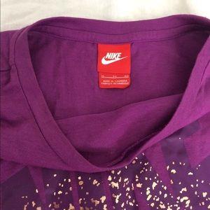 Nike Shirts & Tops - Nike Girls Full Sleeve Top
